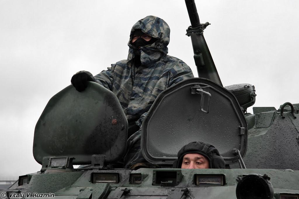 ОМОН ЦСН ГУ МВД России по г. Москве (Moscow OMON)