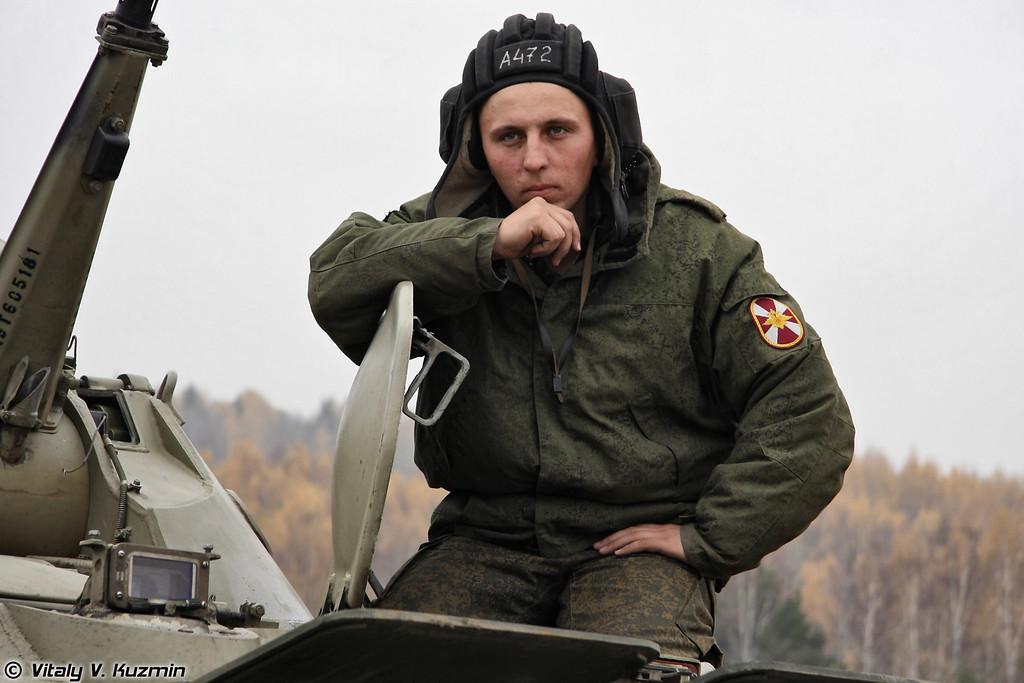 4-й полк оперативного назначения ОДОН ВВ МВД России  (4th Operational Regiment ODON)