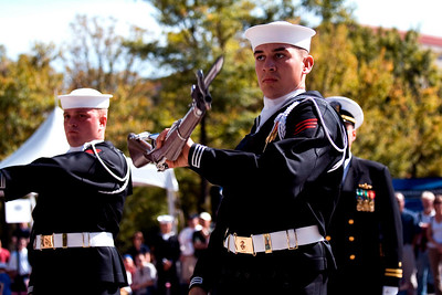 U.S. Navy Ceremonial Guard Drill Team