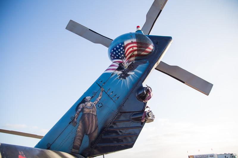So patriotic...