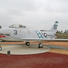 "FJ ""Fury"", variant of the F-86 Sabre Jet"
