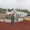 Cougar Photo Recon Plane