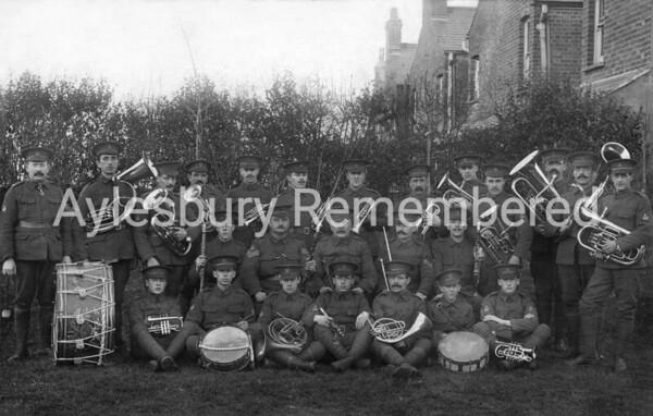 Bucks Battalion Band, 1910s