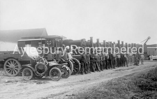 Ambulance Service Corps, 1910s