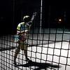 base batting cage practice
