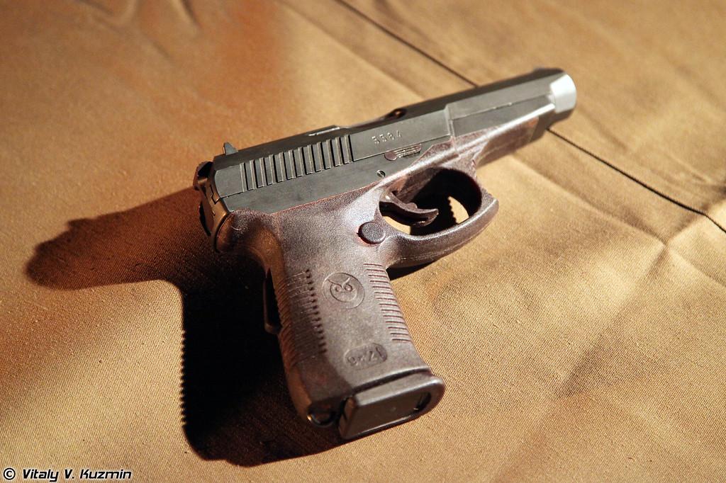 Пистолет СР1М (SR1M pistol)
