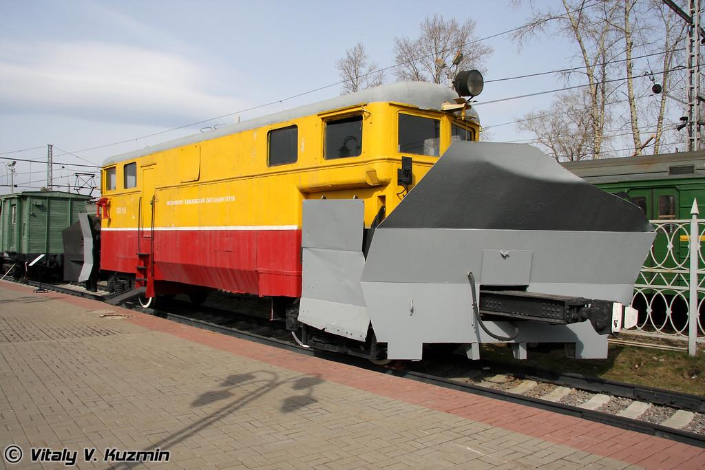 Снегоочиститель плуговой СДП (Snow-removal vehicle SDP)