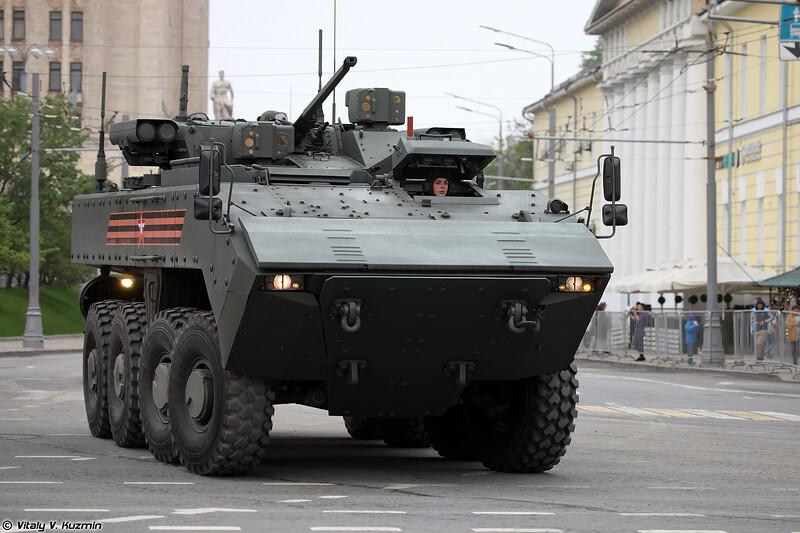 БМП-К К-17 ВПК-7829 Бумеранг (BMP-K K-17 VPK-7829 Bumerang)
