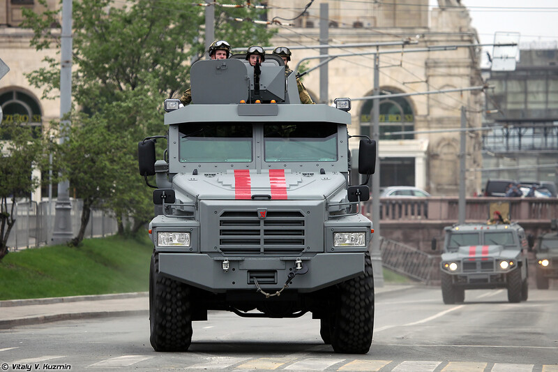 Бронеавтомобиль Патруль (Patrul armored vehicle)