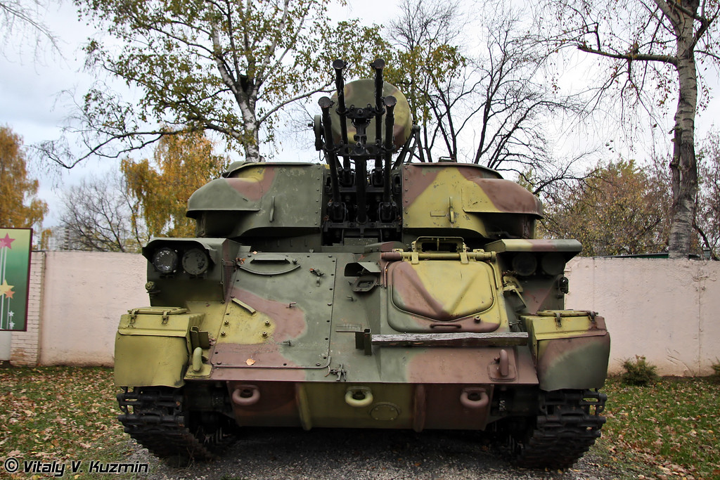 ЗСУ-23-4 Шилка (ZSU-23-4 Shilka)