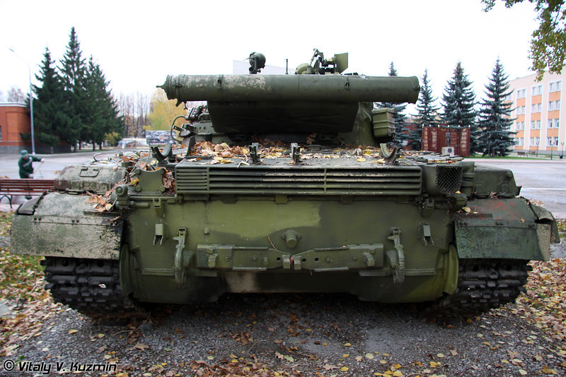 Т-64А (T-64A main battle tank)