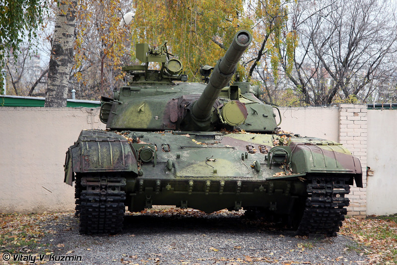 Т-64А (T-64A main battle tank)