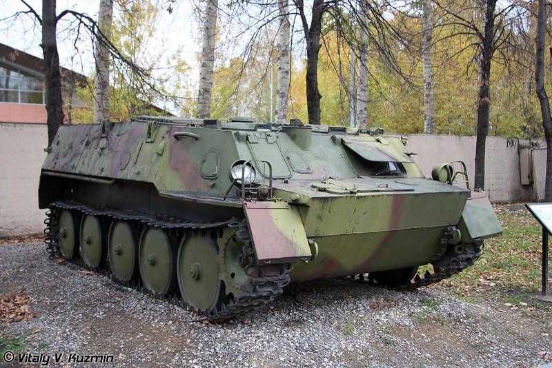 Транспортер-тягач ГТ-МУ (GT-MU)