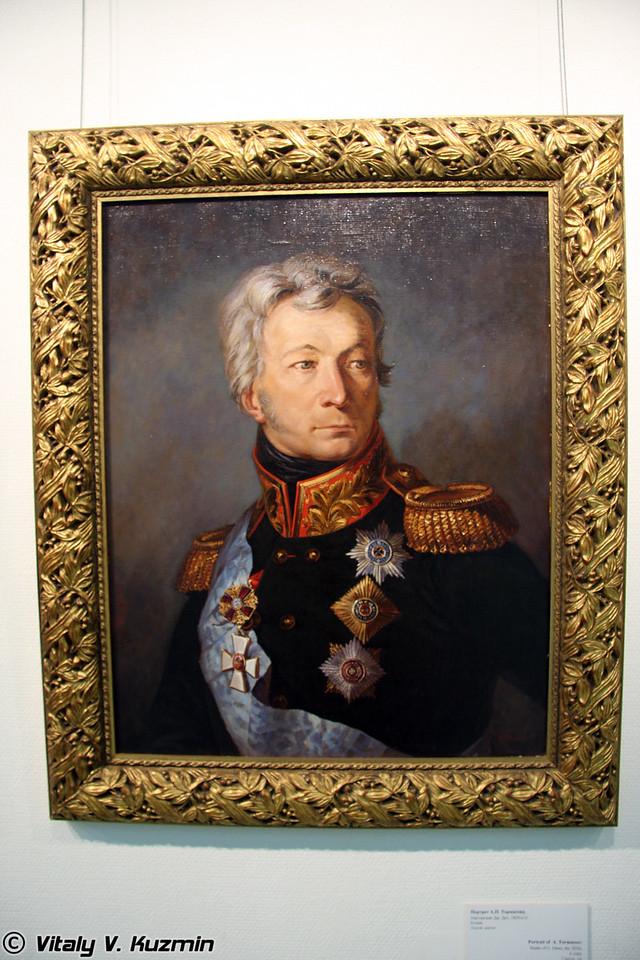 А.П. Тормасов (A.P. Tormasov)