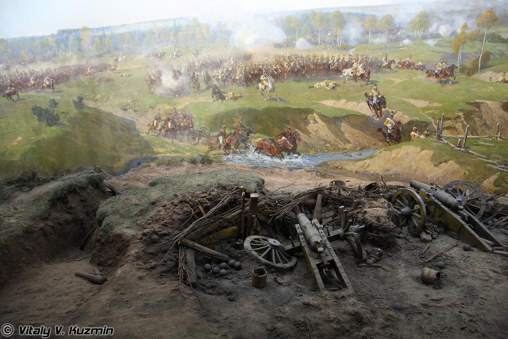 Панорама (Borodino battle panorama)