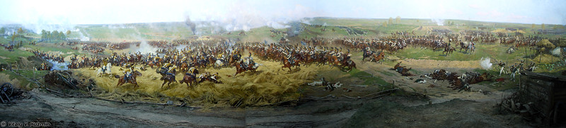 Панорама (Borodino battle panorama)