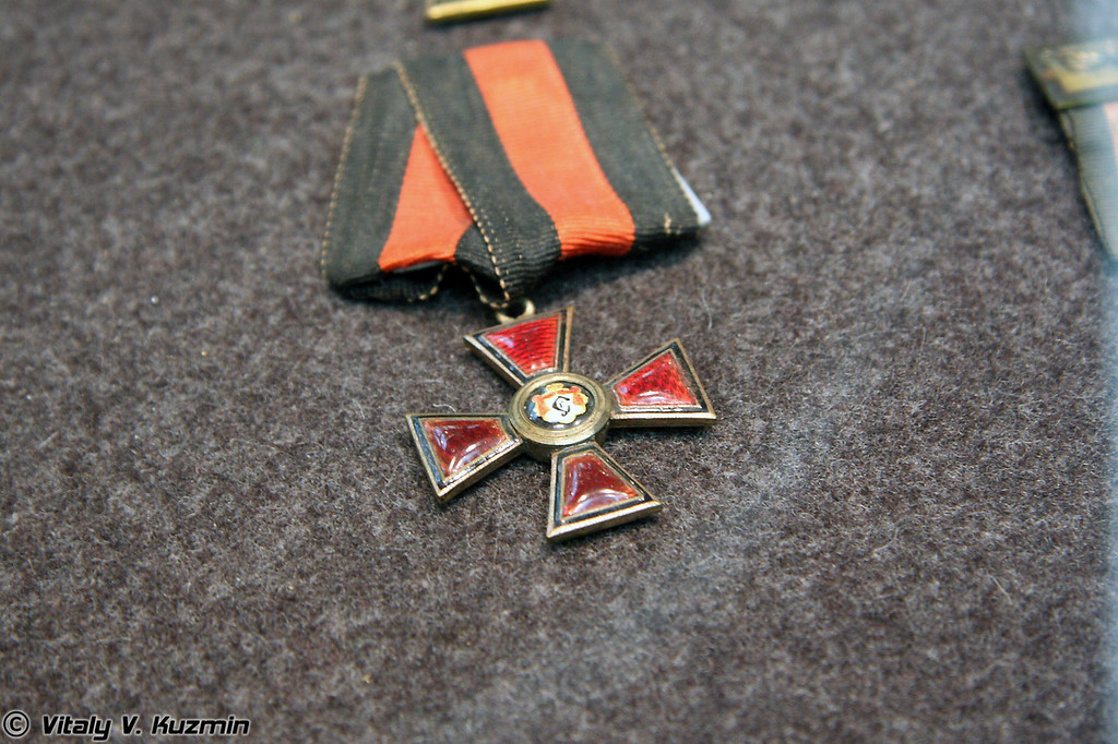 Орден Св. Владимира (St. Vladimir order)