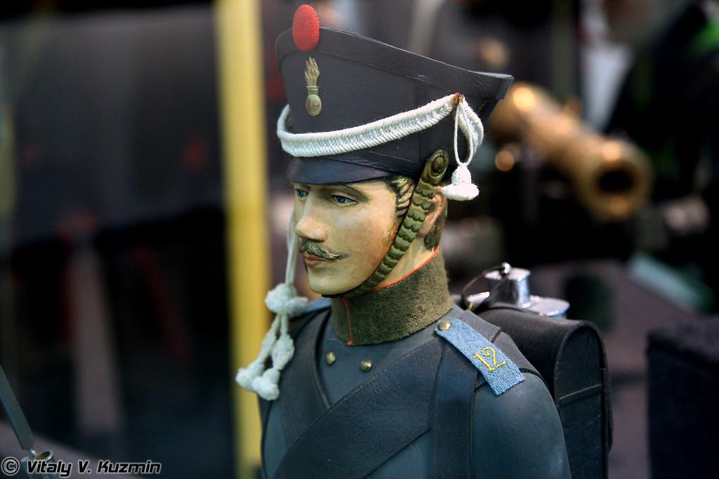 Рядовой 41-го Егерского полка (41-st chasseur regiment private)