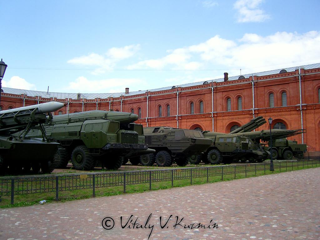 Оперативно-тактические ракетные комплексы (Mobile missile systems)