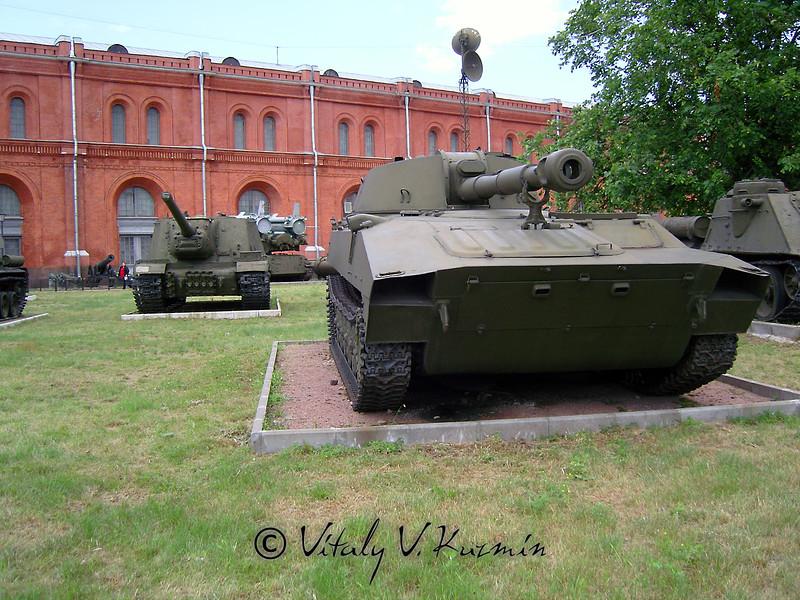 2С1 Гвоздика (2S1 Gvozdika)