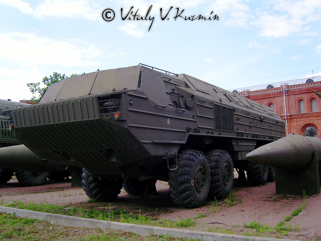 Тактический комплекс Р-400 Ока (R-400 Oka)
