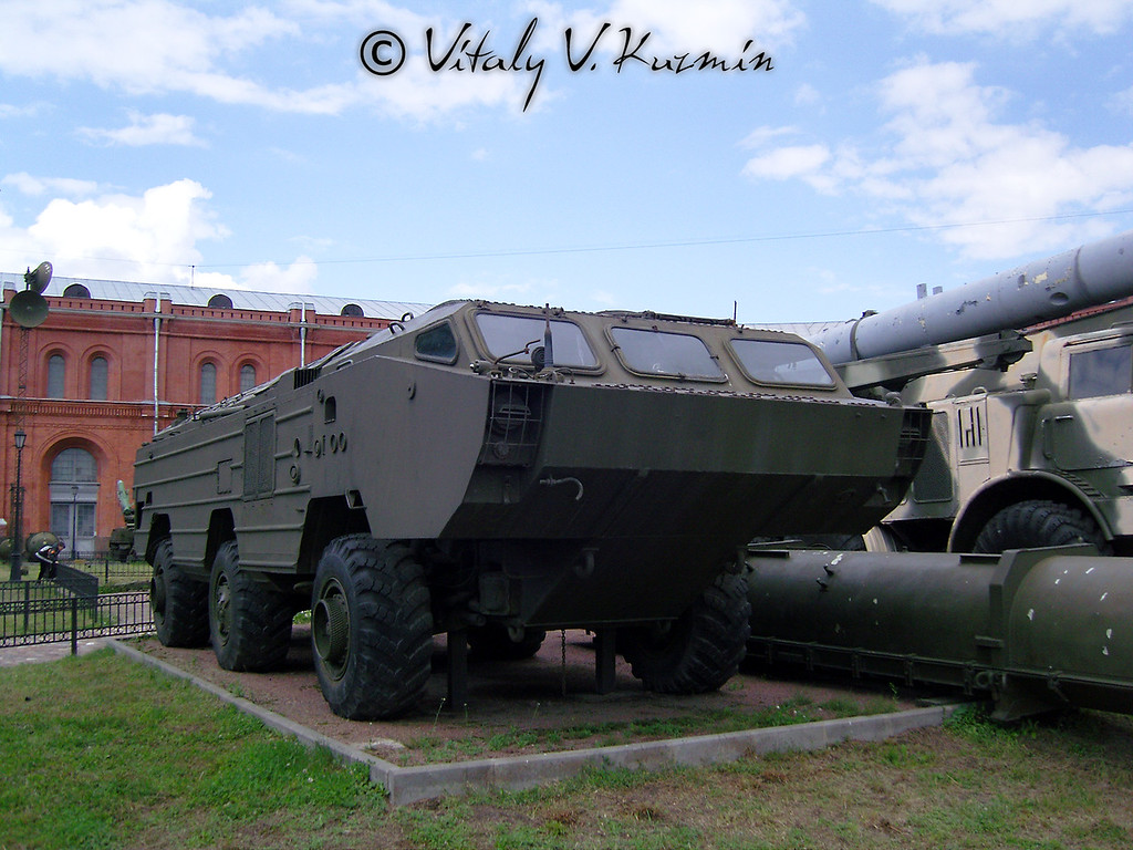 Тактический комплекс Точка (Tochka)