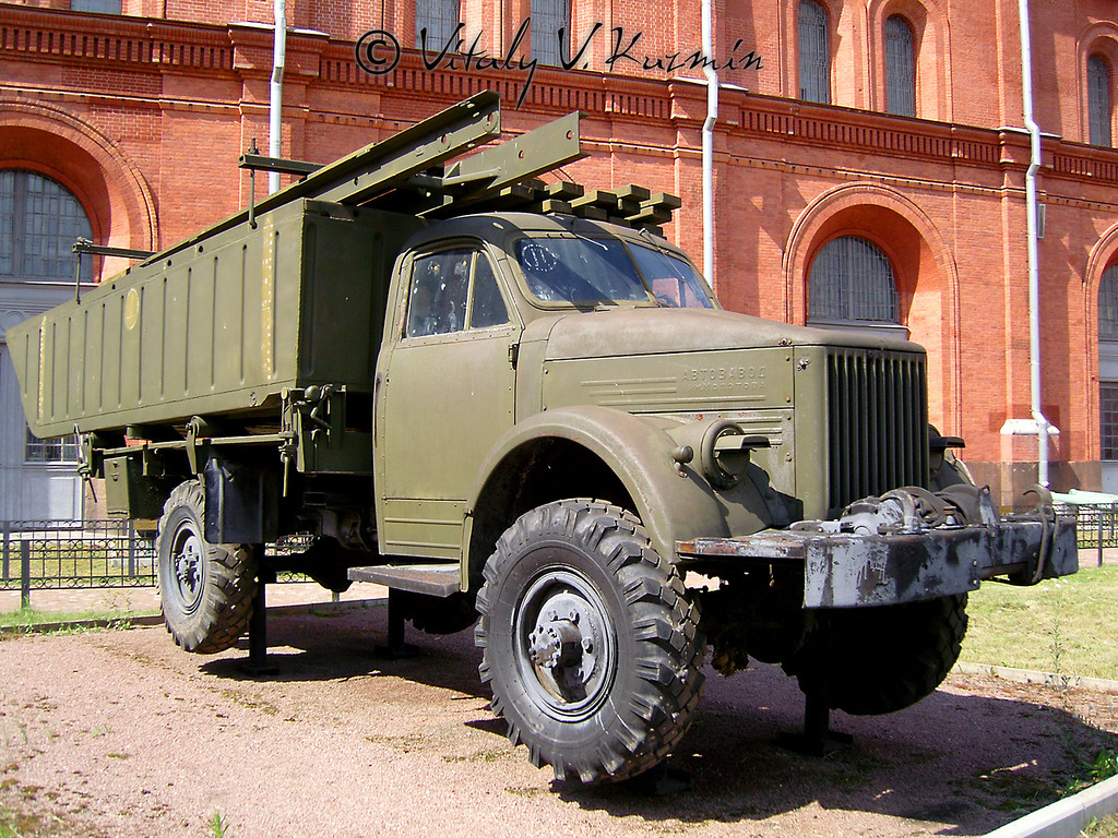 ЛПП (LPP bridge vehicle)