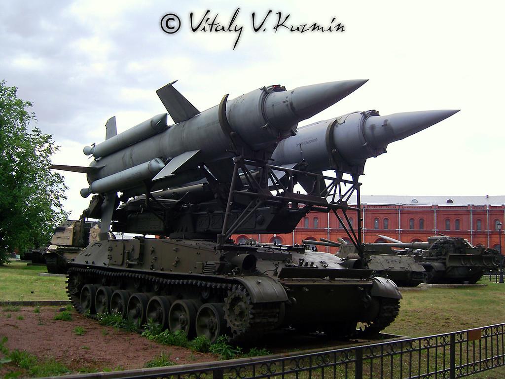 2К11 Круг (2K11 Krug)
