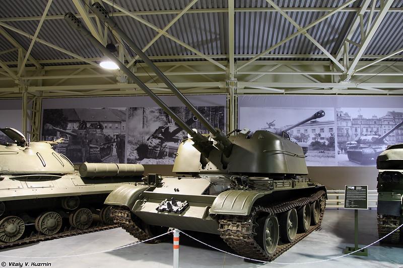Зенитная самоходная артиллерийская установка ЗСУ-57-2 (ZSU-57-2)
