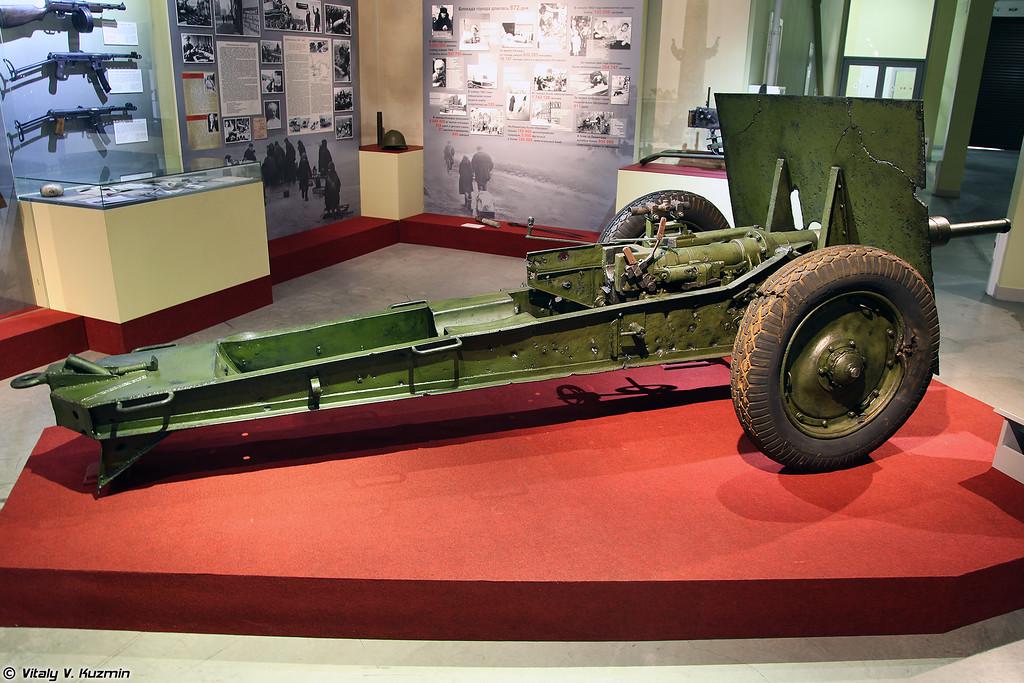 45-мм пушка образца 1941 г. (45 mm gun model 1941)