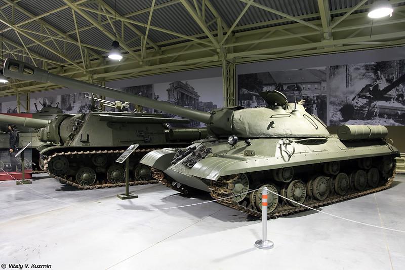 Тяжелый танк ИС-3 УКН (IS-3 UKN heavy tank)