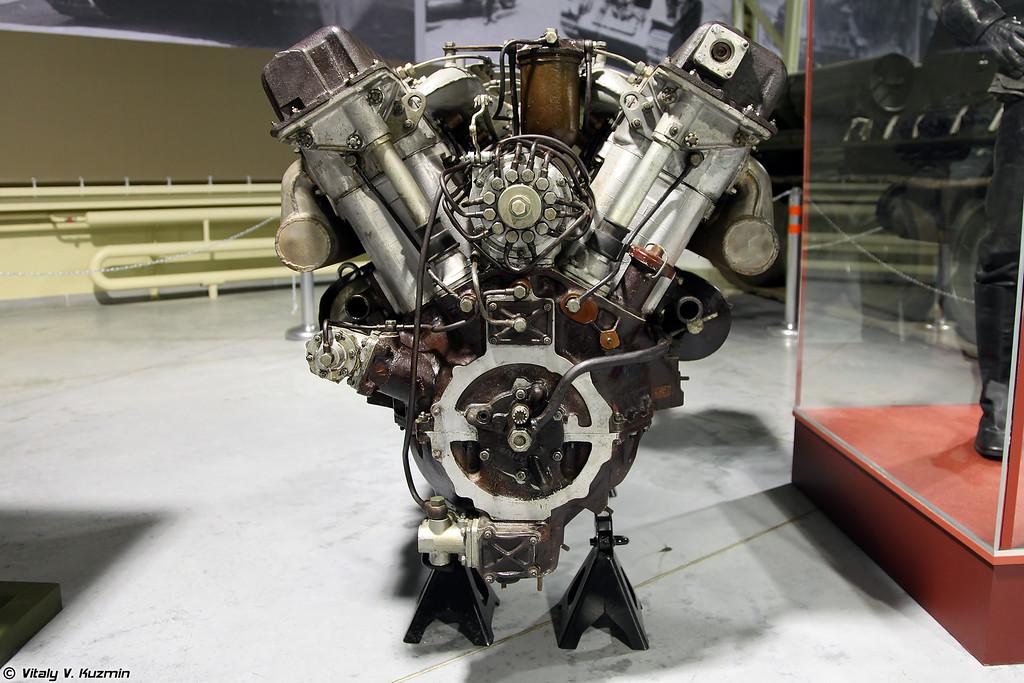 Двигатель В-2 (V-2 engine)
