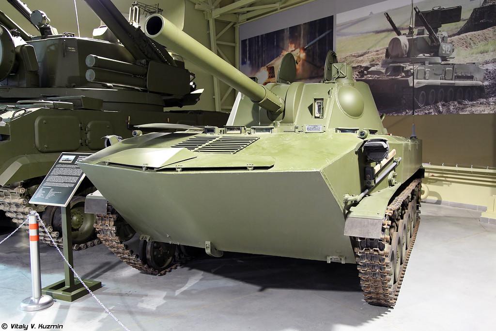 2С9 Нона-С (2S9 Nona-S)