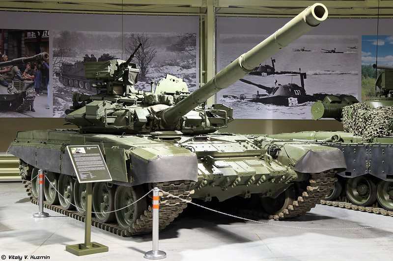 Основной танк Т-90 (T-90 main battle tank)