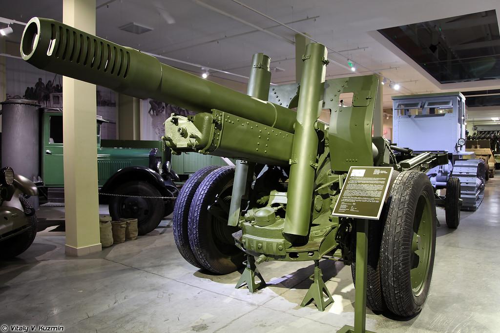 152-мм гаубица-пушка образца 1937 года МЛ-20 (152 mm howitzer-gun M1937 ML-20)
