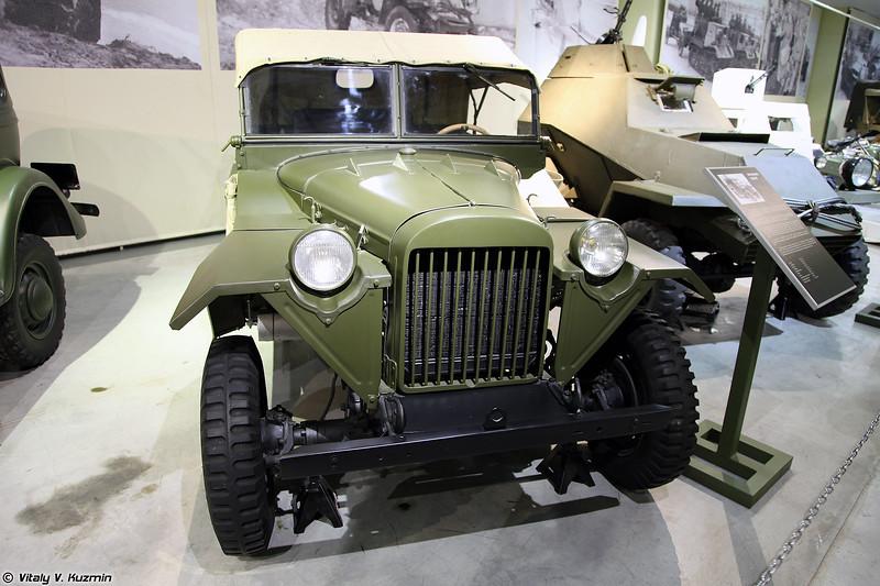 ГАЗ-67 (GAZ-67)