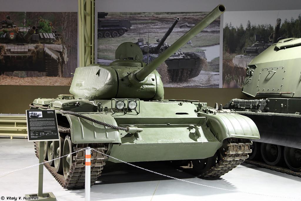 Танк Т-44М (T-44M tank)