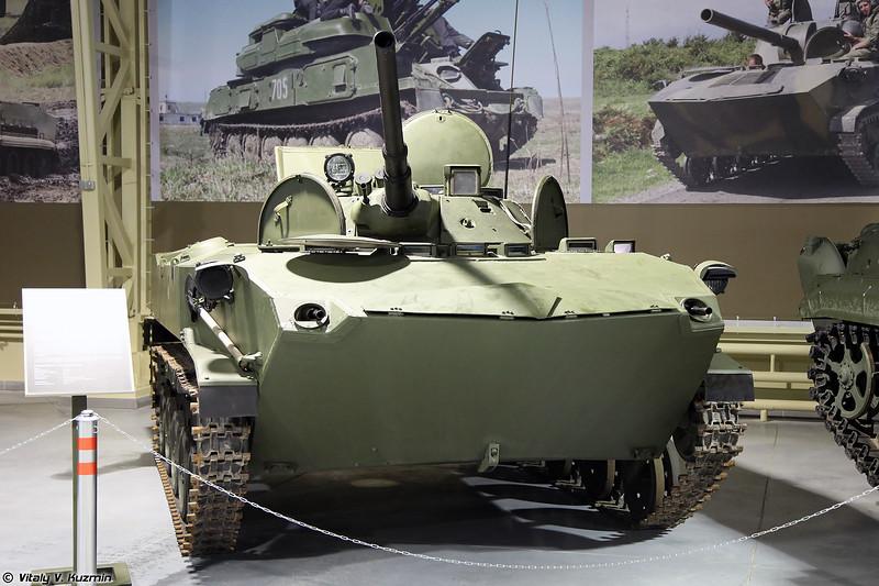 Боевая машина десантная БМД-1 (BMD-1)