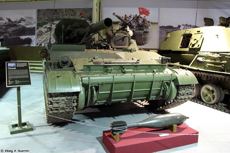 Самоходный миномёт 2С4 Тюльпан (2S4 Tyulpan)