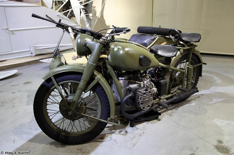 Мотоцикл М-72 (M-72 motorcycle)