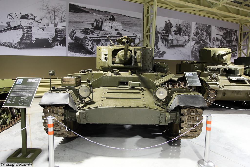 Пехотный танк Mk.III Валентайн (Infantry Tank Mk.III Valentine)