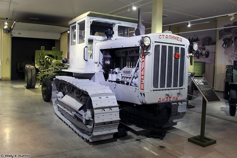 Трактор С-65 Сталинец (Stalinets S-65 tractor)