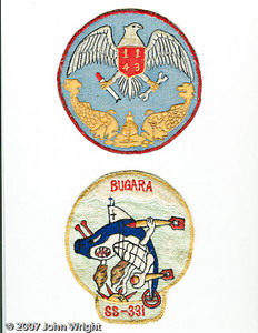 Naval Reserve Submarine Division 11-43 (circa 1965-66); USS Bugara (SS-331)