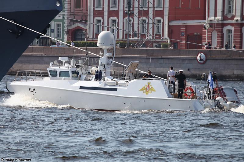 Патрульный катер проекта 03160 Раптор (Project 03160 Raptor assault craft)
