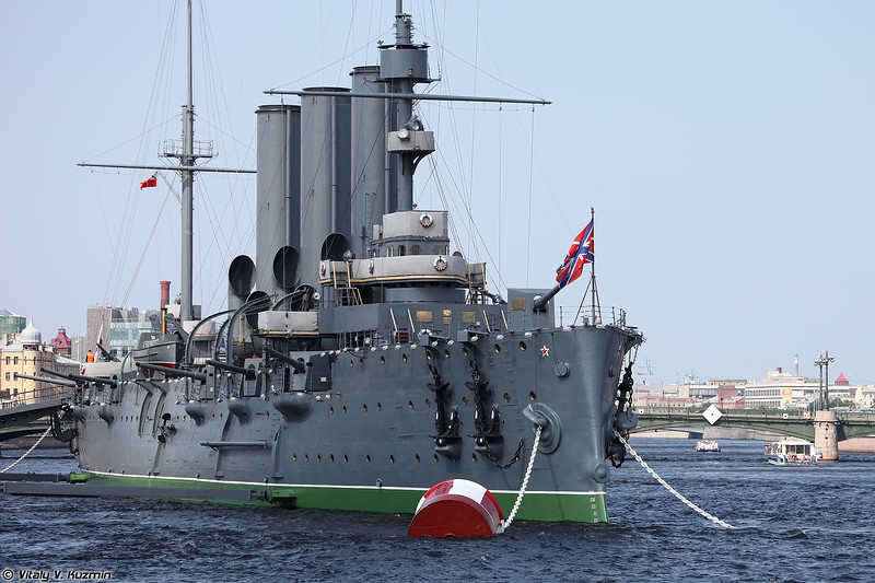 Крейсер Аврора (Aurora cruiser)
