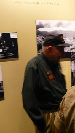 Iwo Jima Vet 4th Div