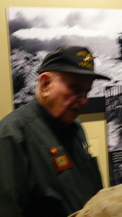 Iwo Jima Vet