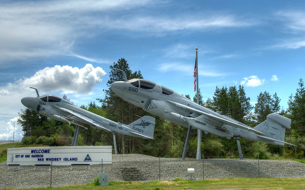 Naval Air Station, Whidbey Island, WA