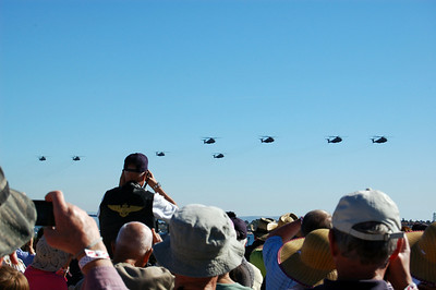 CH-53 Formation