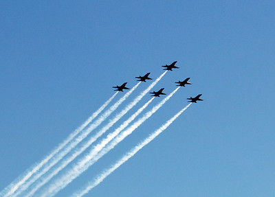 Classic Formation of Angels
